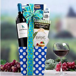 Edenbrook Vineyards Cabernet Gift Basket