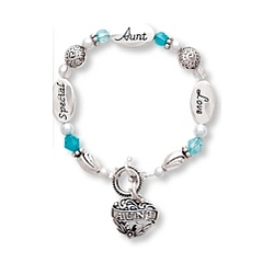 Special Aunt, Love Bracelet