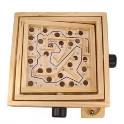Mini Bamboo Labyrinth