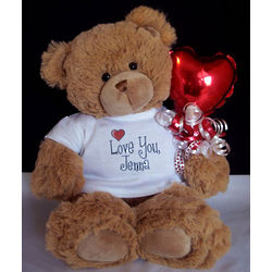 Sweetest Day Personalized Teddy Bear
