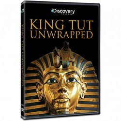 King Tut Unwrapped DVD