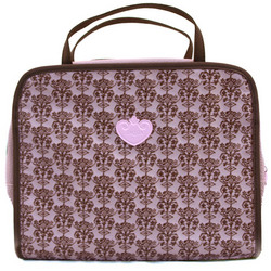 Pink Cosmetic & Toiletry Bag