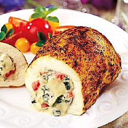 Chicken Breast Artichoke Parmesan - 8 Servings