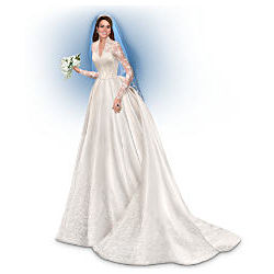 Catherine the Royal Bride Figurine