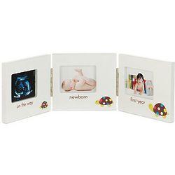First Year Sonogram Frame