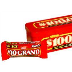 Nestle 100 Grand Bar Candy Tin
