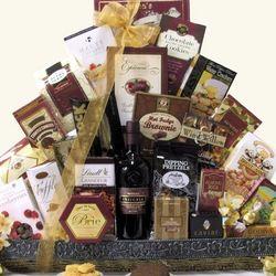 Insignia Cabernet Sauvignon Wine Gift Basket