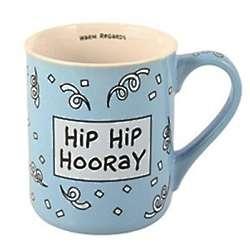 Hooray Special Message Coffee Mug