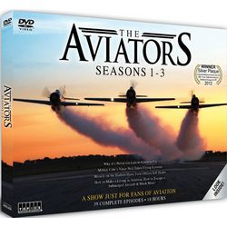 The Aviators TV Series DVD Set