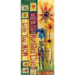Love Mom Art Pole