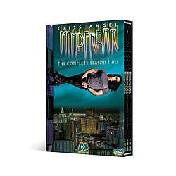 Criss Angel Mindfreak: The Complete Season 2 DVD Set