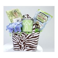 Jungle Fever Gift Basket