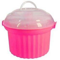 Pink Cupcake Carousel