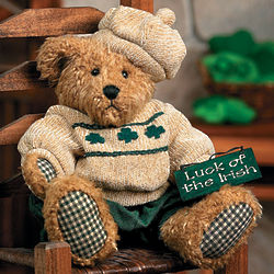 Luck of the Irish Paddy Bear