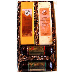 Cheese and Sausage Snack Gift Set