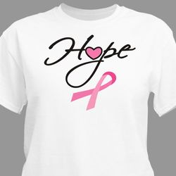 Hope Awareness Ribbon T-Shirt