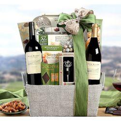 Pine Ridge Pairing Gift Basket