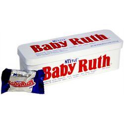 Baby Ruth Bar Tin