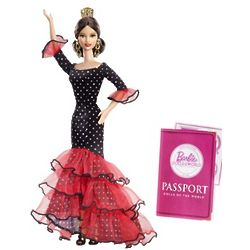Spain Barbie Collector Dolls of the World