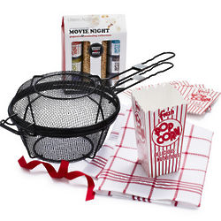 Outdoor Popcorn Gift Set