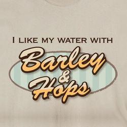 Barley & Hops Tee