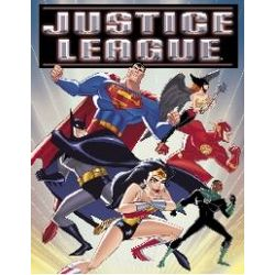Justice League Personalized Children's Story Book