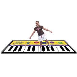 World's Biggest Piano Mat