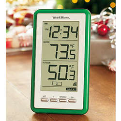 Color Spot Digital Thermometer