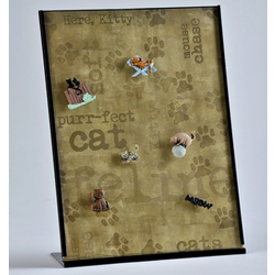 Cat Photo Collage Frame