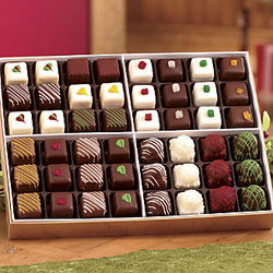 Postpaid Petits Fours & Bonbons Gift Assortment 24-Piece Assortme