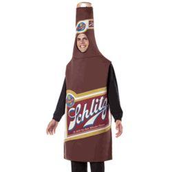 Schlitz Beer Bottle Costume