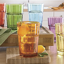 Assorted Hi-Ball Glasses