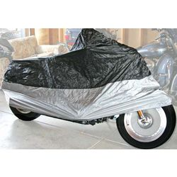Large Waterproof Motorcycle Cover