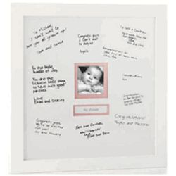 Signature Baby Picture Frame