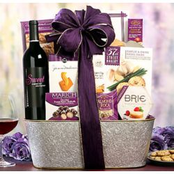 Sweet California Cabernet Assortment Gift Basket