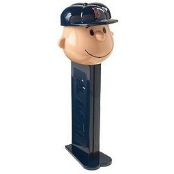 Boston Red Sox Charlie Brown Giant Pez Dispenser