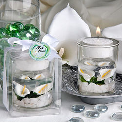 Calla Lily Candle Party Favor