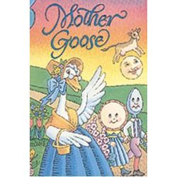 Mother Goose Personalized Children's Story Book