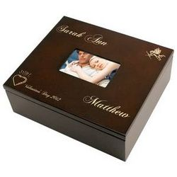 Romantic Treasures Keepsake Box