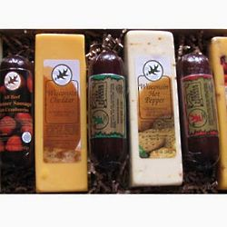 Cheese and Sausage Select Gift Box
