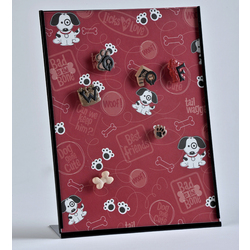 Dog Magnetic Photo Collage Frame