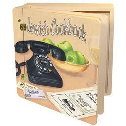 Jewish Cookbook Memory Album Box