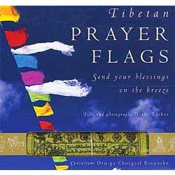 Boxed Set of Tibetan Prayer Flags