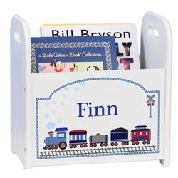 Personalized Book Caddy