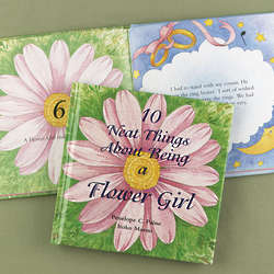 Ten Neat Things About Being a Flower Girl Book