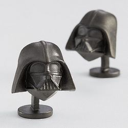 Darth Vader Star Wars Cuff Links