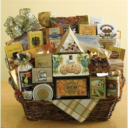 Vineyard Picnic Gift Basket