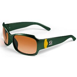 Adult's Green Bay Packers Bombshell Sunglasses