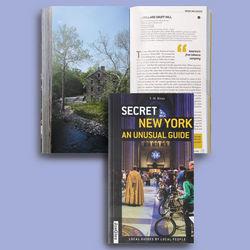 Secret New York Travel Book