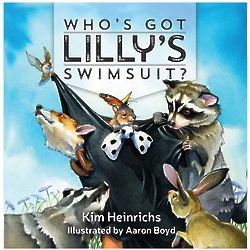 Who's Got Lilly's Swimsuit? Children's Book